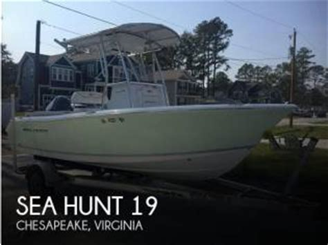 sea hunt 24 bx br in florida | power boats used 02535