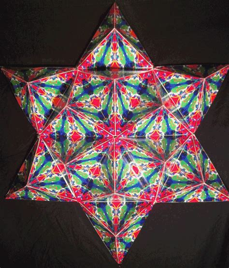 image gallery mandala star 3d six sided star mandala 3d sacred structures by