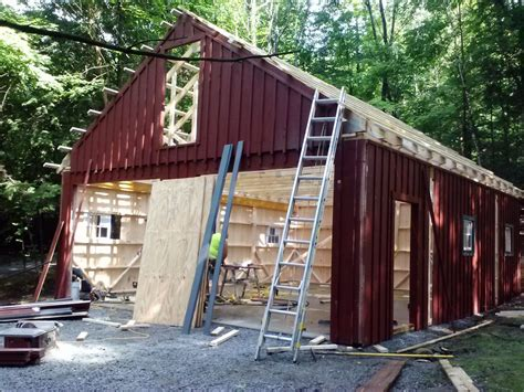 Carriage Shed by Panelized Garages Prefab Garages Panelized Garage Designs