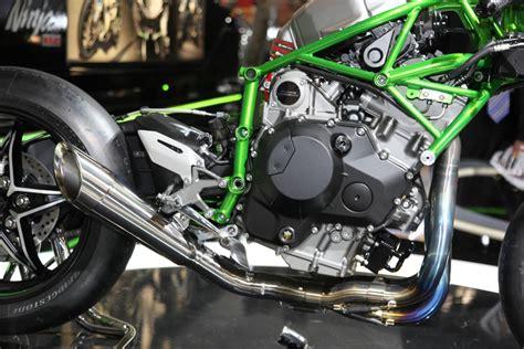 Motorrad Ohne Verkleidung Zum Tüv by Kawasaki H2r Ohne Verkleidung Motorrad Fotos