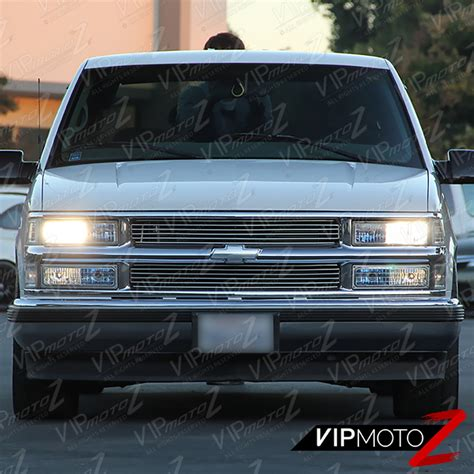 1997 chevy silverado tail lights 1995 1996 1997 1998 1999 chevy tahoe crystal clear