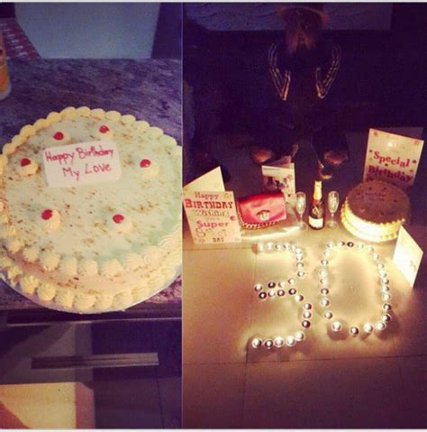 Awww Annie Idibia Gets a Romantic Surprise from Hubby