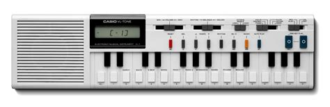 Keyboard Casio Synthesizer casio vl tone vlt 1 mini keyboard calculator sequencer update 11 may 11 techbeach