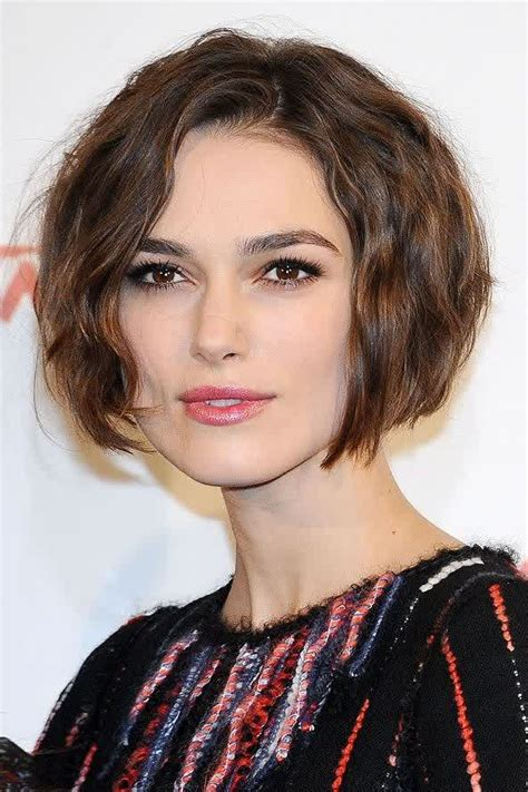 hair styles for ear length curly hair celebrity hairstyles new posh bob hairstyles keira
