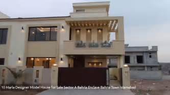 model house in islamabad bahria town by target builders 10 marla designer model house for sale sector a bahria