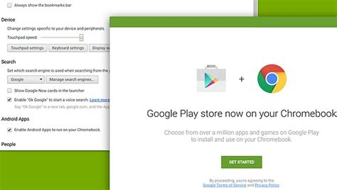 When Will Play Store Be Available On Chrome Os Play Store Coming To Chrome Os Notebookcheck Net News