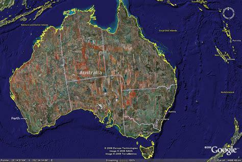 earth maps australia australia perth kart og spr 229 kskole oversikt