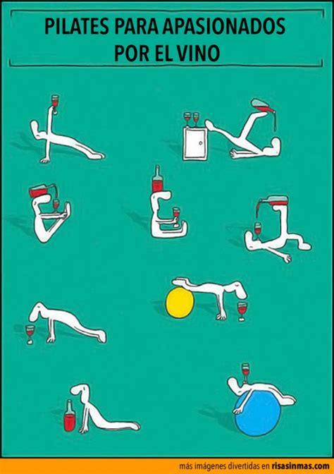 imagenes comicas yoga im 225 genes divertidas de pilates