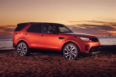 Jaguar Car Rental Los Angeles 2017 Land Rover Discovery Everything You Wanted To