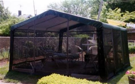 instant up screen house with awnings screen houses caravan canopies portable shelters