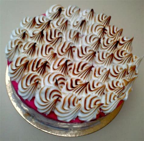 Decoration Meringue by Decoration Gateau A La Meringue