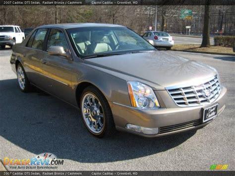 2007 cadillac sedan 2007 cadillac dts sedan radiant bronze photo 6