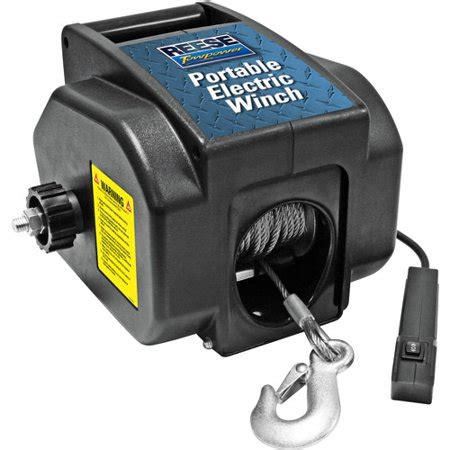 reese towpower portable electric winch walmart.com
