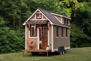 Micro House by Alabama Tiny House Swoon