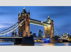 Bridges in London - London Attraction - visitlondon.com London Skyline At Night From Above