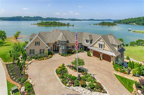 tennessee waterfront property in douglas lake