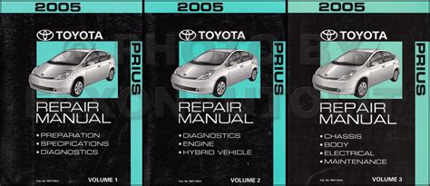 old car owners manuals 2007 toyota prius electronic valve timing search