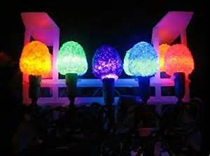 amazon com sugar coated led gumdrop christmas light