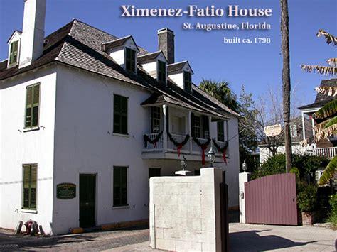 ximenez fatio house ximenez fatio house 28 images ximenez fatio house picture of the ximenez fatio