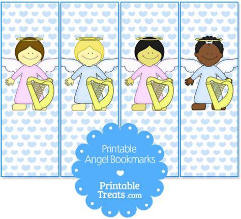 free printable angel bookmarks printable elephant bookmarks images
