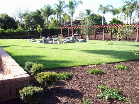 one acre landscape design project traditional