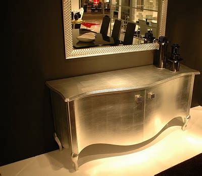 Silver Leaf Furniture by That S The Coolest Thing Quot Silver Leafing Furniture