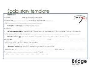 my story template social stories centre 404 8th march ppt