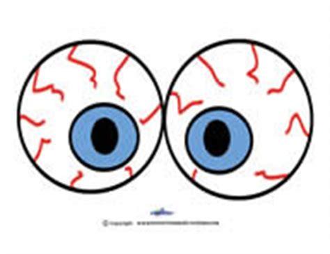 printable scary halloween eyes cartoon scary eyes clipart best