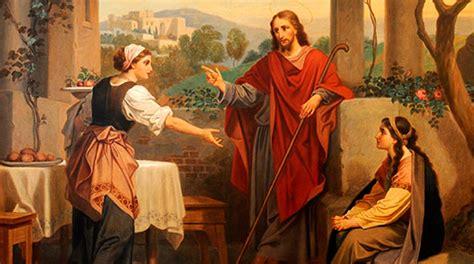 marta y marã a edition books evangelio d 205 a lc 10 38 42 mar 237 a ha escogido la