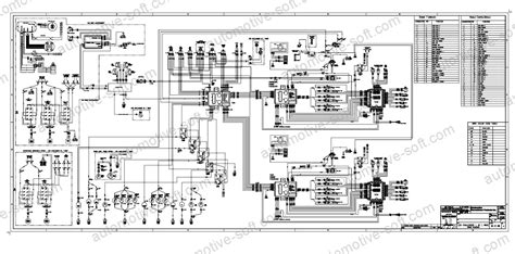 brp sea doo electrical wiring diagram