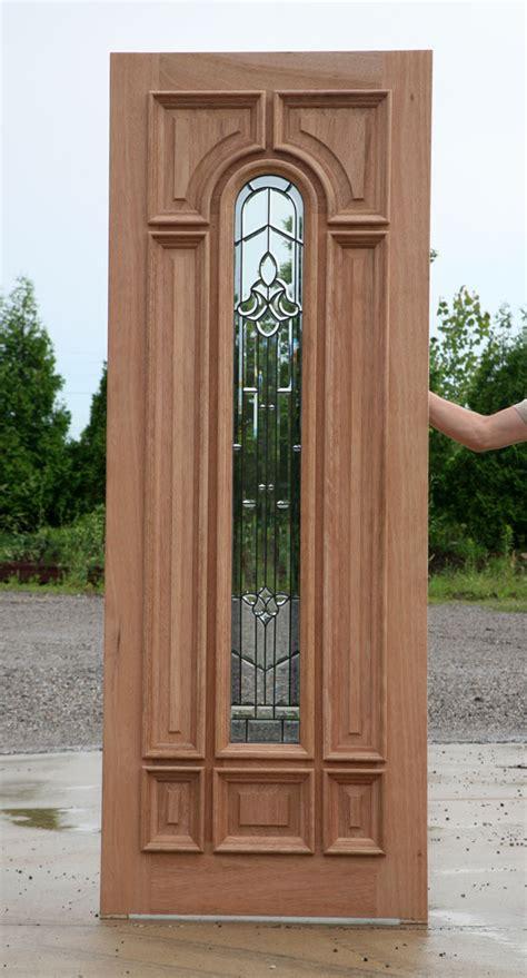 Mahogany Exterior Door Solid Mahogany Door Exterior Wood Door