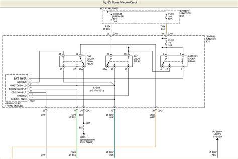 power window parts diagram power window wiring diagram power window parts diagram