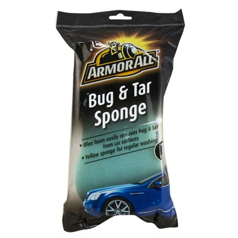 Meguiars Bug And Tar armor all bug and tar sponge