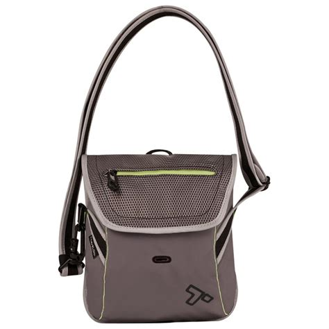 Bag Theft by Travelon Anti Theft React Cross Bag 229577 Purses