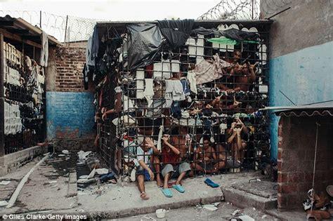 inside the secretive prison pits where el salvador s most