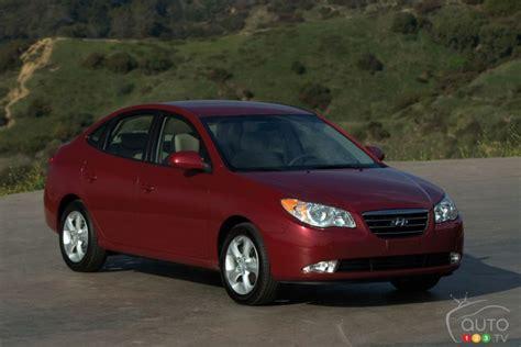 2006 Hyundai Elantra Recalls by Hyundai Elantra Recalled In Canada Airbag Concerns