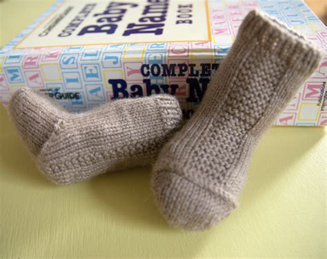 knitting pattern infant socks garter stripe baby socks jennifer s blog