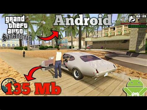 gta sa lite v9 (220mb) android | mali (download+tutorial