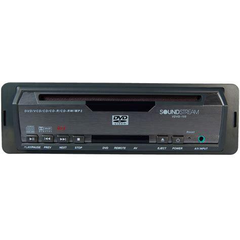 Polk Isonic Hdxm Radio Dvd Player by Soundstream Vdvd 155 89 95