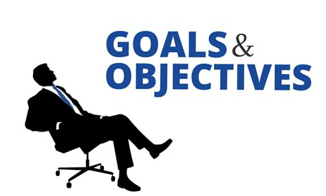 goals objectives strategies tactics images frompo