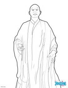 Coloriages Voldemort  Frhellokidscom sketch template