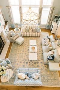 living room chic living room with neutral decor and
