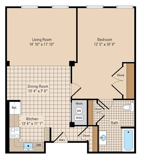 1 floor apartments in hanover pa residences at hanover shoe senior the