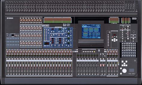 Audio Mixer Yamaha Terbaru mixer yamaha pm5d rh