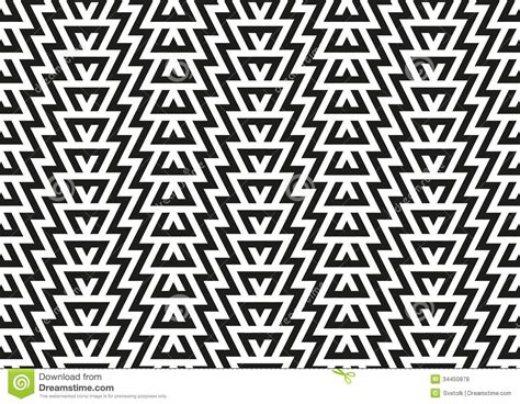 black white l shade abstract seamless geometric pattern stock illustration