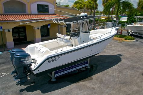 boston whaler outrage used boat sale used 2001 boston whaler outrage 26 center console boat for