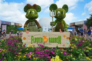 photos 2016 epcot flower and garden festival