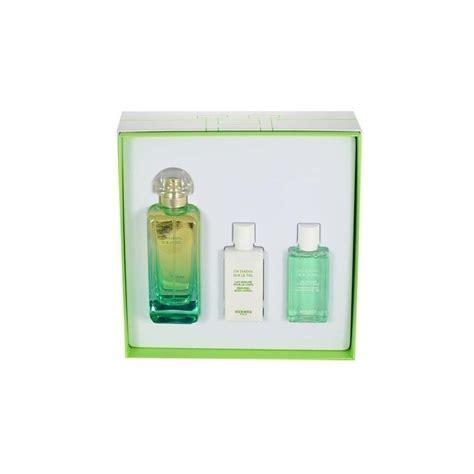 Hermes Un Jardin Surlenir Edt 100ml Original hermes un jardin sur le nil edt 100ml edt 100 40ml 40ml shower gel perfumes