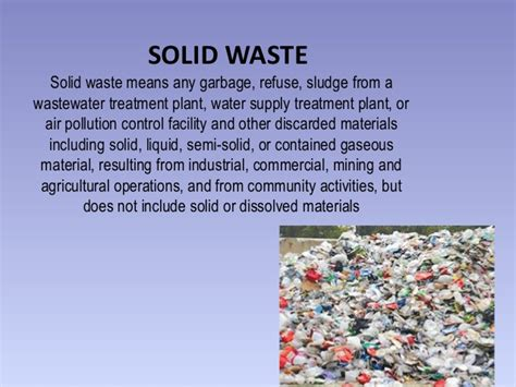 What Is Review Related Literature About Waste Management Practices by Solid Waste Littrature Review