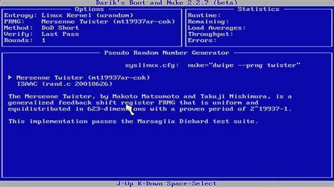 darik s boot and nuke 28 images darik s boot and nuke